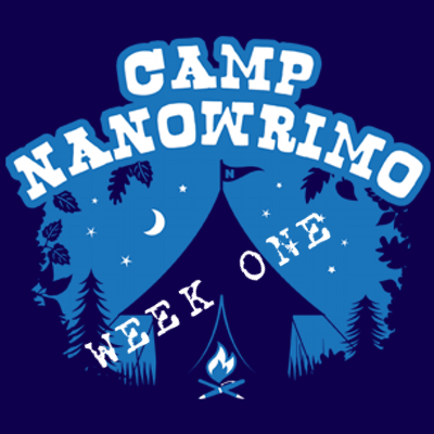 Camp Nanowrimo: Week One